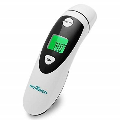 Ear Forehead Infrared Thermometer Medical Baby Adult Fever Alarm Indicator Child