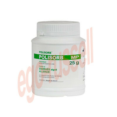 POLISORB 25 gr. Effective cleansing of the body from toxins & slags