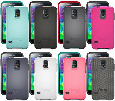 OEM Authentic Otterbox Symmetry Series Case for Samsung Galaxy S5 - NEW or USED