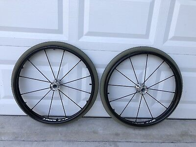Spinergy LX wheelchair Wheels Rubber coated handrims  Quickie ,Tilite Invacare.