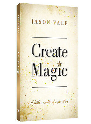 new Create Magic:A little sprinkle of inspiration pre-order  9781999310202 12/11