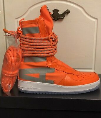 aa1b1db09569 Nike Sf Af1 Special Field Air Force 1 Mens Boot Trainers Shoes Uk 10 Eur 45