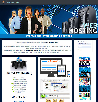Run Your Own Automated Reseller Hosting Billing Website THT03