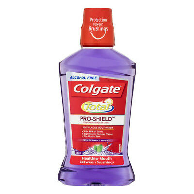 Colgate Total Mouthwash Wintermint 500Ml