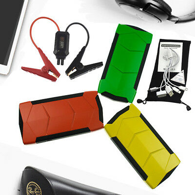 600A USB Heavy Duty Jump Starter Battery Car Power Bank Charger Booster AU Hot