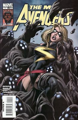 Mighty Avengers, Vol. 1 # 11 Ms. Marvel (Carol Danvers) Black Widow Dr. Doom