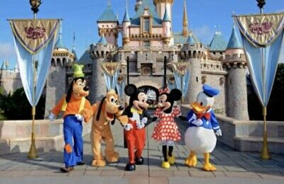 Disneyland Tickets 2-5 Days Base Or Hopper Promo Discount Savings + Maxpass!!!