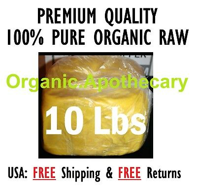 PREMIUM 10 lbs African Shea Butter 100%Pure Raw Organic Unrefined Bulk Wholesale