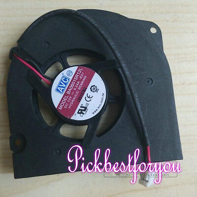 1PCS AVC BA06015R12L fan 12V 0.24A 2pin 60*60*15mm #M4457 QL
