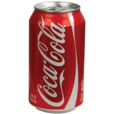 Holidays Great Gift - Coca Cola Soda Can Diversion Safe