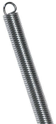 C-269 Extension Spring, 1-In. OD x 7-In. - Quantity 1
