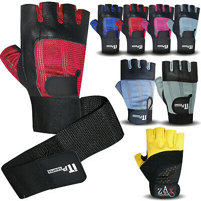 Weight Lifting Gloves Body Building Fitness Exercise Gym Gloves Mens, Ladies