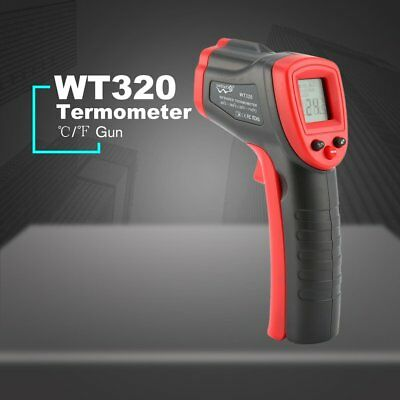WINTACT WT320 Non-Contact Laser Digital Termometer Infrared Thermometer ZT