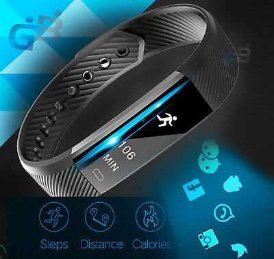 Veryfit Fitness Activity Tracker Smart Watch Android-Ios Bluetooth Bracelet