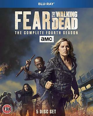 Fear The Walking Dead Season 4 [2018] (Blu-ray)