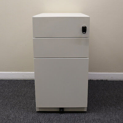 3 Drawers Lockable Mobile Pedestal - Showroom Model