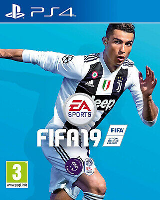 Electronic Arts PS4 Fifa 19 videogioco FIFA 19, PS4
