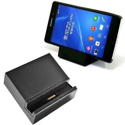 Magnetic Charging Charger Dock Cradle w/ Cable For Sony Xperia Z2 Z3 Z3 Compact*