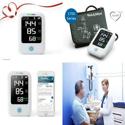 Welch Allyn Home 1700 Series Blood Pressure Monitor and Upper Arm Cuff,...