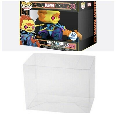 1 Box Protector 0.50mm Thick Plastic For FUNKO POP! RIDES New CIB Read Below