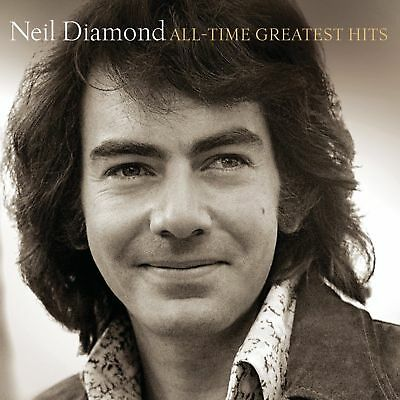 Neil Diamond [ All-Time Greatest Hits ] 23 Iconic Hits, All Success [CD Music]