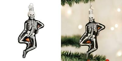 Old World Christmas Ornaments: Mr. Bones Glass Blown Ornaments for...