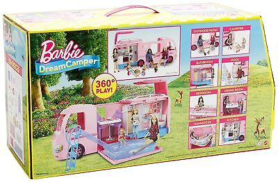 dream camper sogni barbie campeur reves traume suenos camping playset toys FBR24