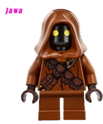 JAWA Mini Figurine NEW Fits Lego Starwars Star Wars  JAWA