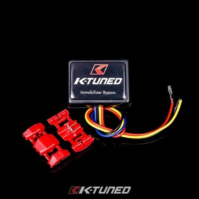 K-Tuned Immobilizer / Multiplexor Bypass For Honda K-Swap