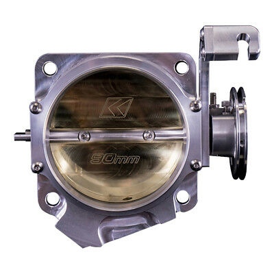 K-Tuned 80Mm Throttle Body W/ K-Series Iacv And Map Ports - K-Series Tps