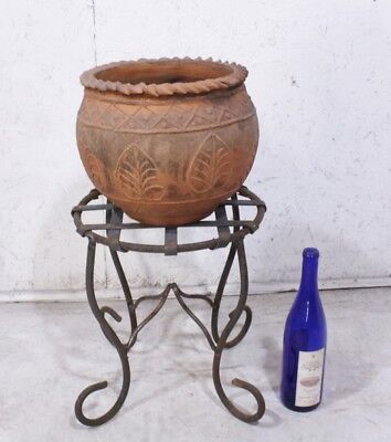 "14"" Small  Wrought Iron Table Patio Furniture"