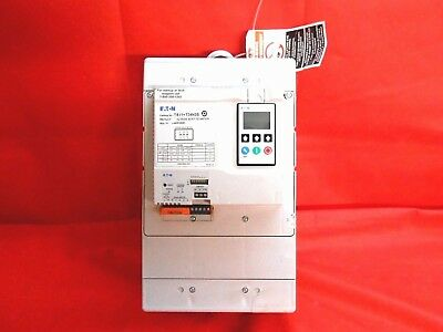 EATON S811+T24N3S SOFT START REDUCED VOLTAGE 240 FLA broken feet tested