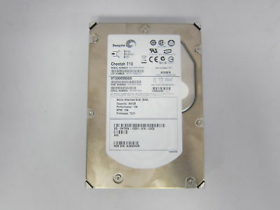 """Seagate Cheetah T10 Dell 300GB 15000RPM SAS 3Gbps 16MB 3.5"""" HT954 ST3300555SS"""