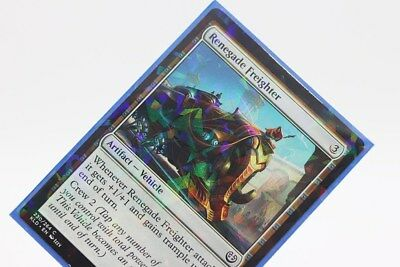HYDRO BLUE Prismatic Defender Holographic Trading Card Matte Sleeves 100ct