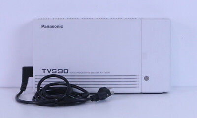 Panasonic KX-TVS90 Voice Processing System With Power Cable
