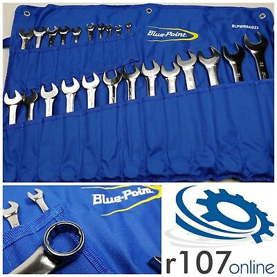 Blue Point 23pc Spanner Set 6-32mm, Incl. VAT. As sold by Snap On.