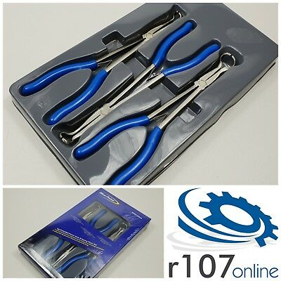 Blue Point 3pc Long Reach Hose Grip Pliers Set,  Incl. VAT. As sold by Snap On.
