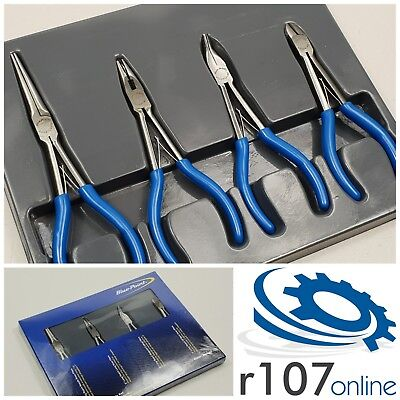 Blue Point 4pc Long Reach Mini Pliers Set,  Incl. VAT. As sold by Snap On.