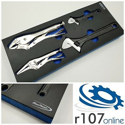 Blue Point Locking Pliers & Adjustable Spanners, Incl VAT. As sold by Snap On.