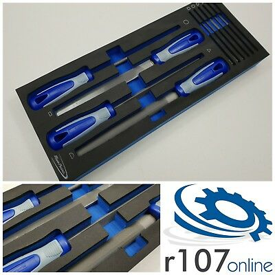 Blue Point 10pc File Set, Tool Control Foam, Incl VAT. As sold by Snap On.