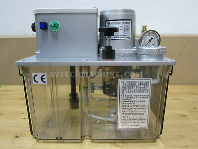Chen Ying Lubrication Pump CEVB04-4L-110V