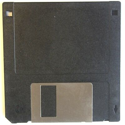 "1x 3.5"" Floppy Disk RANDOM BRAND - TESTED R/W - FORMATTED FAT32 - FREE POSTAGE"