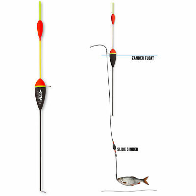 Mr.Pike Trolling Float 30g Quantum Pose Hecht Schleppangeln