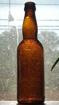Rare Bay View Brewery GBS Baltimore Beer Bottle Norfolk Va. Branch