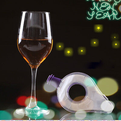 Mini Travel Filters Wine Decanter Essential Wine Quick Aerator Pour Magic Decant