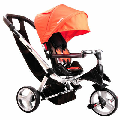 #New 2017 Aluminium Baby Carriage fold Travel Stroller Portable Pushchair 3 in 1