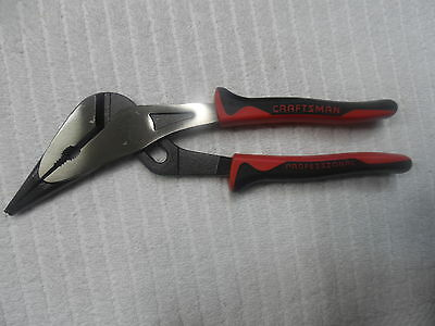 Craftsman Professional 9 in. Arc Joint Offset Long Nose Pliers - p/n 45757 X WF
