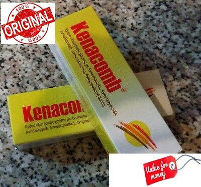 kenacomb cream tubes 2x25gr #value for money!