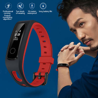 Huawei Honor Volume 4 Smart Watch HR Wristband pour Pedometer Fitness Tracker