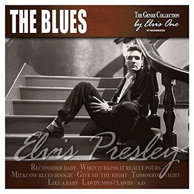 Elvis Presley - THE BLUES, THE GENRE COL - ELVIS ONE SERIES - CD - NEW & SEALED